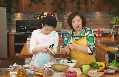 《送给吃饭》:母亲节,方青卓教您做回家芥菜的妈妈头泡菜图片