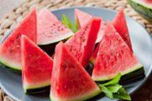 """西瓜是夏季水果的""""C位""""!"""