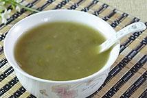 绿豆汤里加点料消暑又解渴