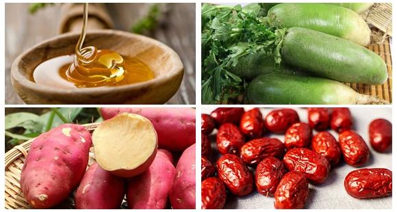 4种食物冬季食用滋阴润燥