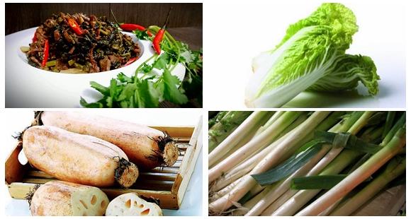 冬天:吃这四个菜 补足抵抗力