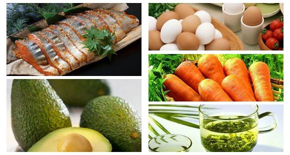 海外专家推荐最有益于眼睛健康的五种食物 你知道吗?