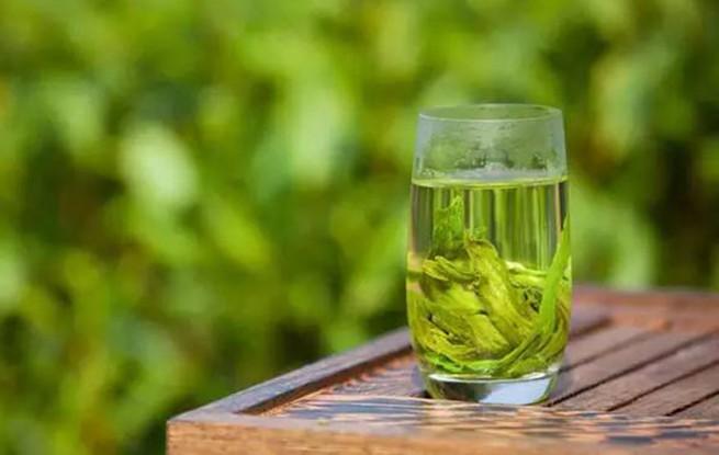 瓶装水泡绿茶更有益健康