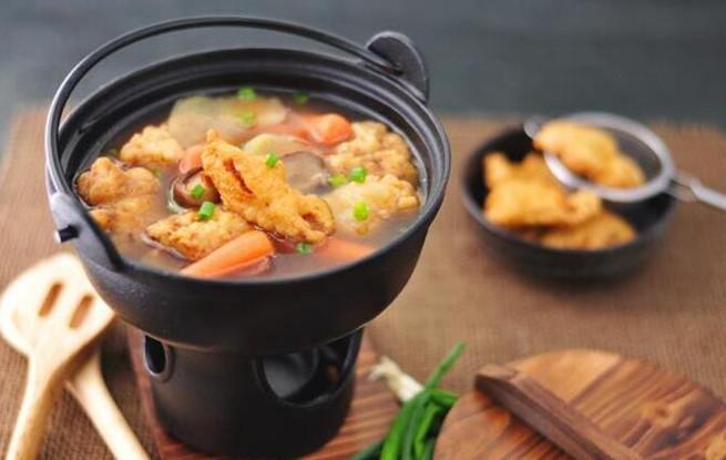 煲汤,一个半小时就够了