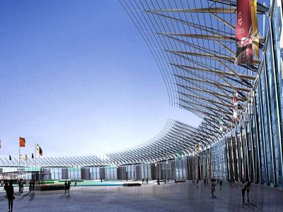 成都世纪城新会展中心-中国糖酒食品行业年度盛典