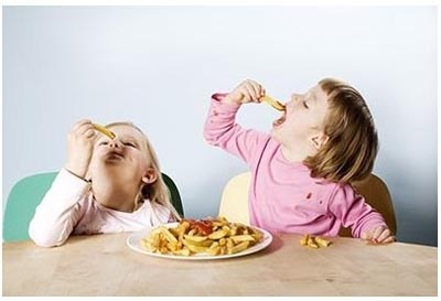 孩子吃饭的20种健康方式